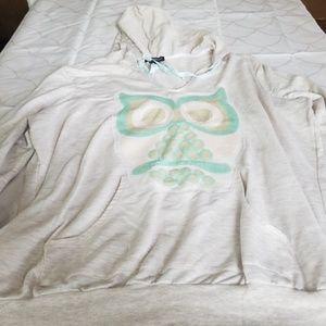 Tops - Plus size hoodie
